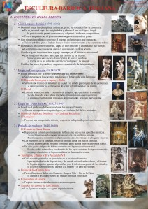 2.2 Escultura barroca italiana