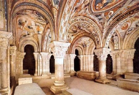 San Isidoro de León, panteón de los reyes