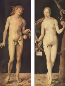 Adán y Eva,  Prado