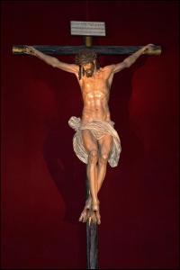 Cristo de la Clemencia, Catedral de Sevilla 1