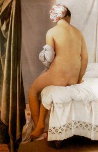 La gran bañista, Louvre