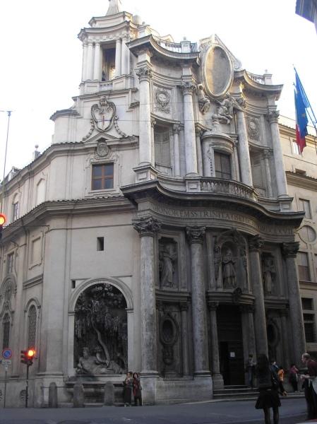 San Carlos de las Cuatro fuentes z