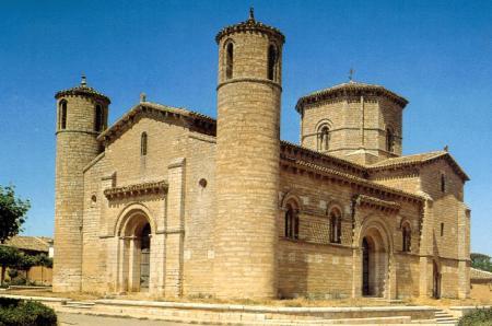 Iglesia de San Martín de Frómista, vista general
