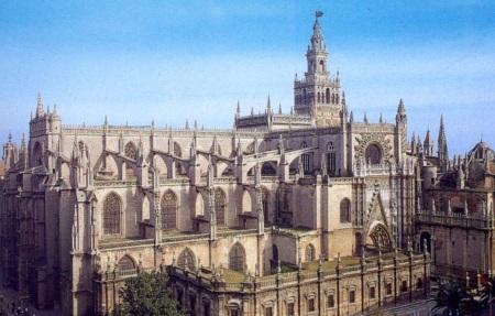 Catedral de Sevilla R