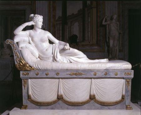 Paolina Borghese Bonaparte 3, Galleria Borghese, Roma